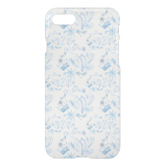 Frozen Pattern iPhone 8/7 Case