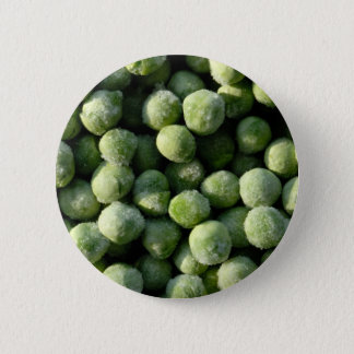 Frozen peas 2 inch round button