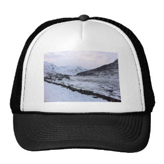 frozen river trucker hat
