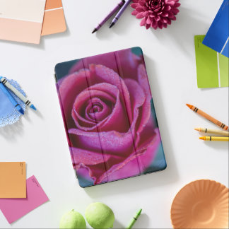 frozen rose iPad air cover