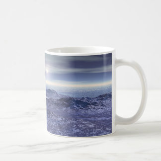 Frozen Sea of Neptune Coffee Mug