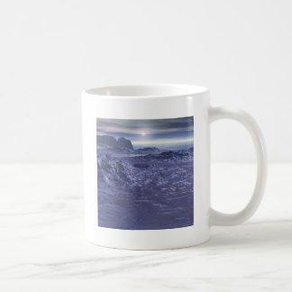 Frozen Sea of Neptune Coffee Mug