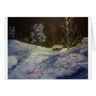 Frozen Serenity.JPG Card