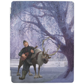 Frozen | Sven and Kristoff iPad Cover