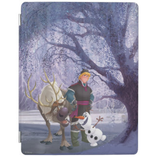 Frozen | Sven, Olaf and Kristoff iPad Cover