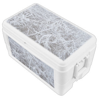 Frozen Tree Branches 48 Quart Igloo Ice Chest