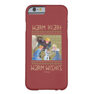 Frozen | Warm Heart Warm Wishes Barely There iPhone 6 Case