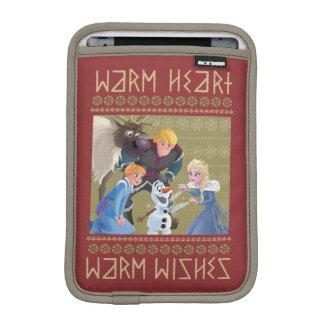 Frozen | Warm Heart Warm Wishes iPad Mini Sleeve
