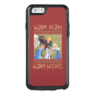 Frozen | Warm Heart Warm Wishes OtterBox iPhone 6/6s Case