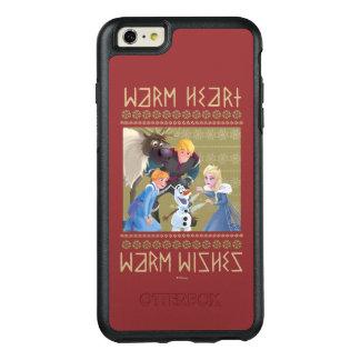 Frozen | Warm Heart Warm Wishes OtterBox iPhone 6/6s Plus Case