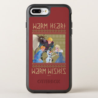 Frozen | Warm Heart Warm Wishes OtterBox Symmetry iPhone 8 Plus/7 Plus Case