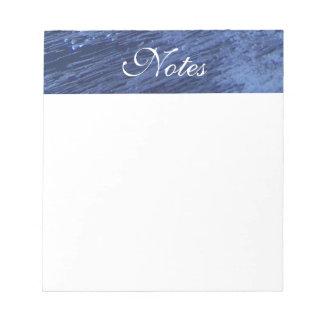 Frozen Water - Ice 2044 Notepad