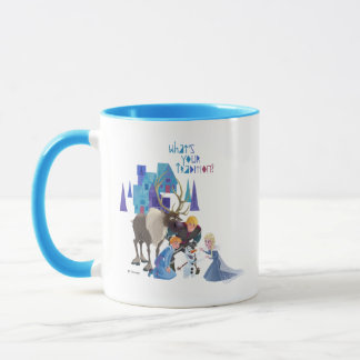 Frozen   What's Your Tradition Mug