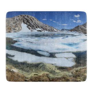 Frozen White Bear Lake - Sierra Cutting Board