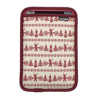 Frozen | Winter Wishes Pattern iPad Mini Sleeve