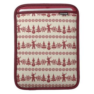 Frozen | Winter Wishes Pattern iPad Sleeve