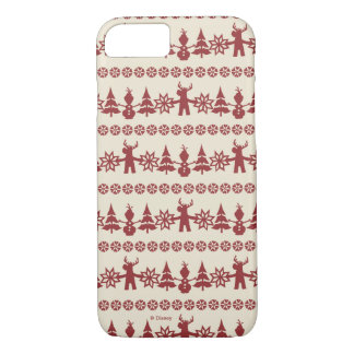 Frozen | Winter Wishes Pattern iPhone 8/7 Case