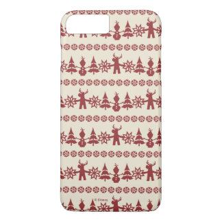 Frozen | Winter Wishes Pattern iPhone 8 Plus/7 Plus Case