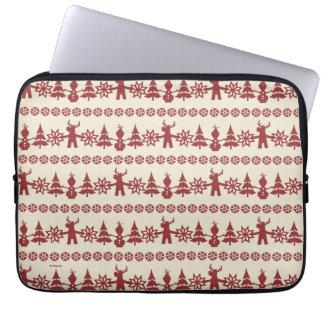Frozen | Winter Wishes Pattern Laptop Sleeve