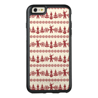 Frozen | Winter Wishes Pattern OtterBox iPhone 6/6s Plus Case