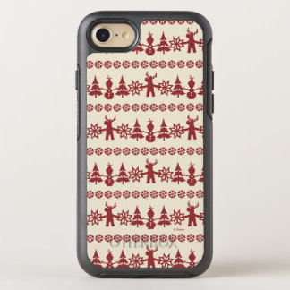 Frozen | Winter Wishes Pattern OtterBox Symmetry iPhone 8/7 Case