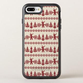 Frozen   Winter Wishes Pattern OtterBox Symmetry iPhone 8 Plus/7 Plus Case