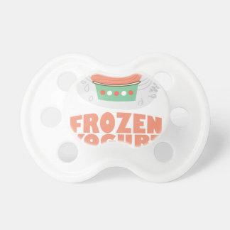 Frozen Yogurt Day - Appreciation Day Pacifier