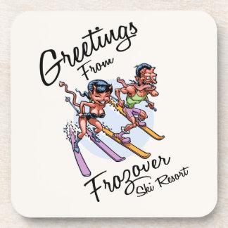 Frozover Ski Resort Coaster