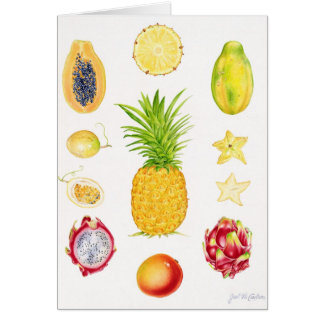 Fruit 1 card