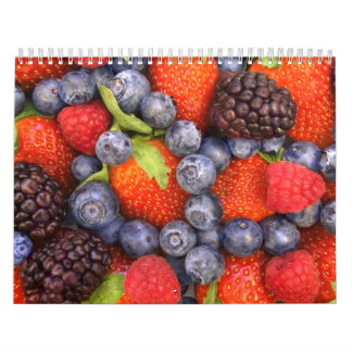 Fruit and Food Calender 23 Calendar