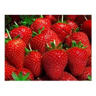 Fruit and Food Postcard 3