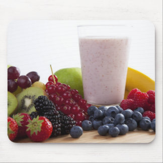 Fruit and Smoothie Mouspad Mouse Pad