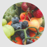 Fruit and Vegetables Stickers