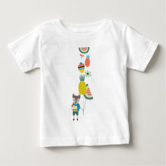 Fruit balloons baby T-Shirt