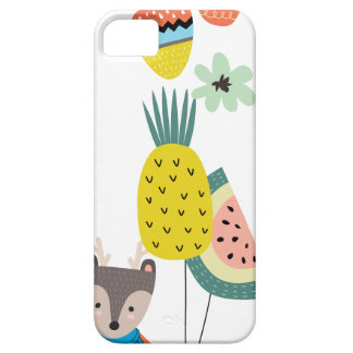 Fruit balloons case for the iPhone 5