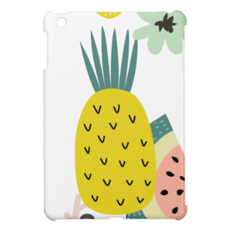 Fruit balloons iPad mini cases