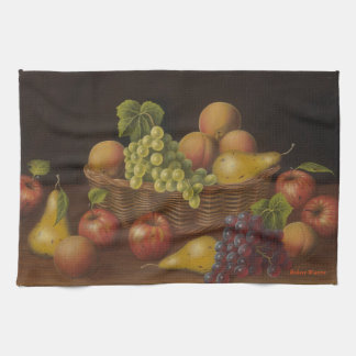 Fruit Basket Kitchen Towel