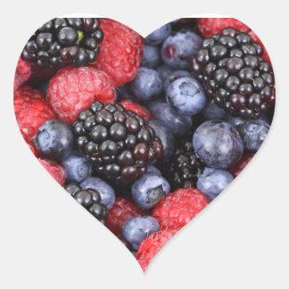 Fruit Berries Birthday Shower Party Love Destiny Sticker