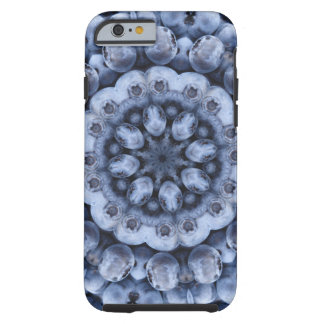 FRUIT BOHEMIAN KALEIDOSCOPIC GEOMETRIC MANDALA TOUGH iPhone 6 CASE