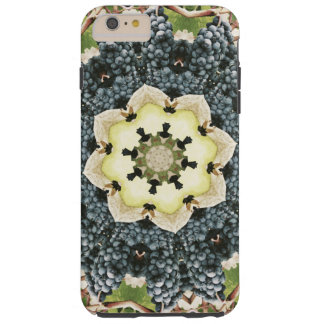 FRUIT BOHEMIAN KALEIDOSCOPIC GEOMETRIC MANDALA TOUGH iPhone 6 PLUS CASE