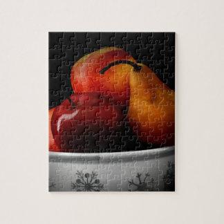 /Fruit Bowl Jigsaw Puzzle