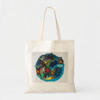 Fruit by Johnny Tote Bag