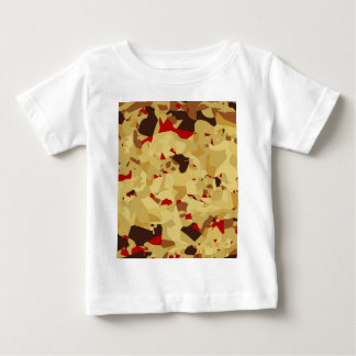 Fruit Cake Background Baby T-Shirt