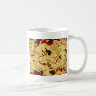 Fruit Cake Background Coffee Mug