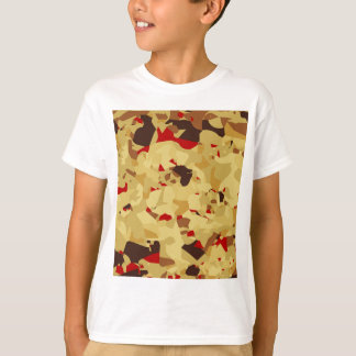 Fruit Cake Background T-Shirt