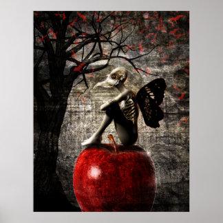 Fruit défendu (personnalisable) poster