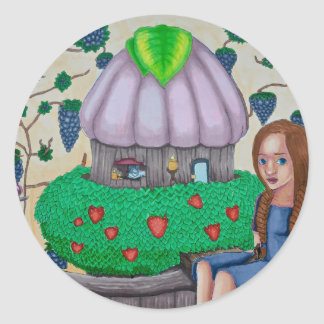 Fruit Fairy Sticker