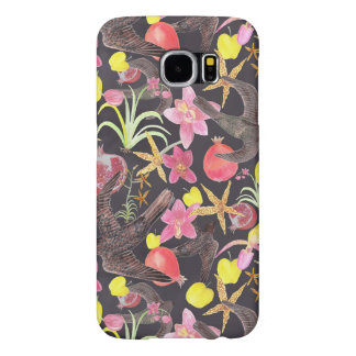 Fruit Flowers and Fowl Samsung Galaxy S6 Cases