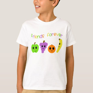Fruit Friends Forever Kids T-Shirt