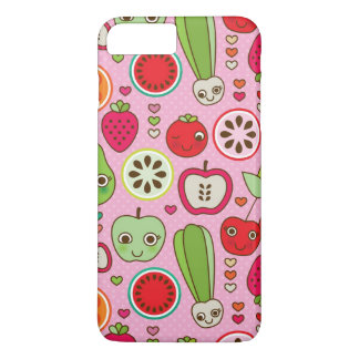 fruit kitchen illustration pattern iPhone 7 plus case